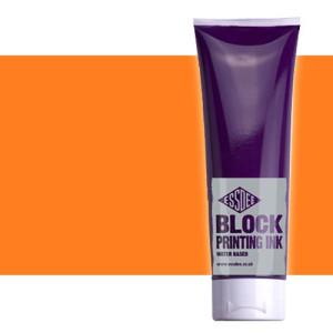 totenart-tinta-linograbado-naranja-essdee-tubo-300-ml
