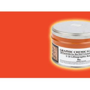 totenart-tinta-litografica-naranja-litografico-graphic-chemical-425-ml