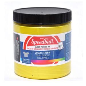 Tinta serigrafia al agua Citrino 236 ml. Speedball