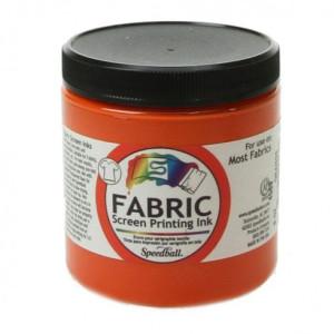 totenart-tinta-serigrafia-speedball-al-agua-bote-236-ml-color-naranja