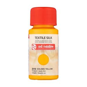 Tinta Textil Seda Amarillo Oro 2010, 50 ml. ArtCreation