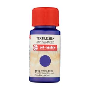 Tinta Textil Seda Azul Real 5013, 50 ml. ArtCreation