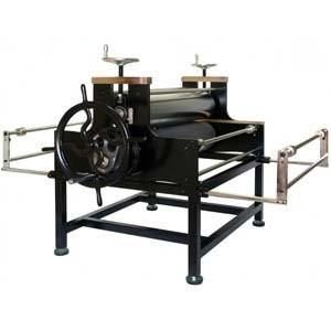 Torculo Grabado (120V) -volante + reductor 1/20- Reig