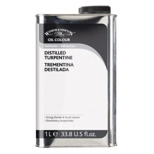 Totenart-Trementina destilada Winsor & Newton (1 L)