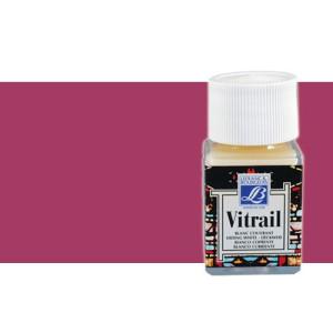 Totenart. Pintura Cristal Purpura Vitrail Lefranc, 50 ml.