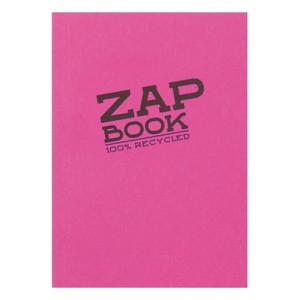 Bloc Reciclado Zap Book A5, 80 gr. 320 h. Clairefontaine