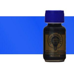 Laca bombillas azul Mongay, 50 ml.