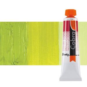 Óleo al agua Cobra Study color verde amarillento (40 ml)