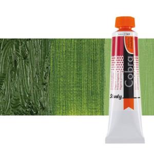 Óleo al agua Cobra Study color verde vejiga (40 ml)