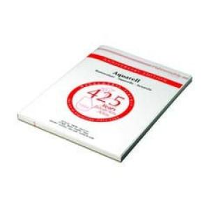 Acuarela Hahnemuhle 425 gr, 24x32 cm, Album 15 h
