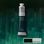 Óleo Winsor & Newton Winton color Verde Oscuro Ftalo (200 ml)