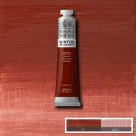 Óleo Winsor & Newton Winton color Rojo Indio (200 ml)