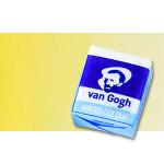 Acuarela Van Gogh en pastilla color amarillo limón permanente, 254