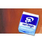 Acuarela Van Gogh en pastilla color tierra siena tostada, 411