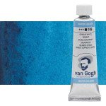 Acuarela Van Gogh color azul turquesa (10 ml)