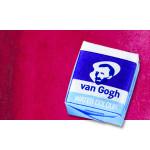 Acuarela Van Gogh en pastilla color violeta rojo permanente, 567