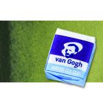 Acuarela Van Gogh en pastilla color verde vejiga, 623