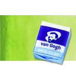 Acuarela Van Gogh en pastilla color verde amarillo permanente, 633