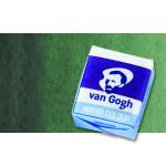 Acuarela Van Gogh en pastilla color verde Hooker oscuro, 645