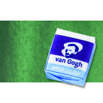 Acuarela Van Gogh en pastilla color verde permanente, 662
