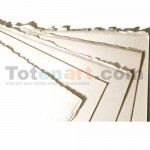 Papel Velin D Arches, 250 gr., 50x65 cm., Blanco