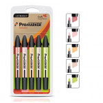Rotulador Promarker, set 5 uds., Autumn