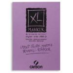 Block Xl Marker Canson, 29.7x42 cm, 70 gr, 100 h.