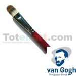 Pincel sintético Van Gogh serie 277 lengua de gato (nº 18)