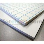 Carton Pluma Blanco Adhesivo, 3 mm., 100x200 cm., caja 30 unidad