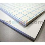 Carton Pluma Blanco Adhesivo, 10 mm., 122x244 cm., caja 10 unida