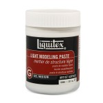 Light Modeling Paste, Liquitex 237 ml.