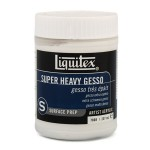 Gesso Superespeso, Liquitex 237 ml.