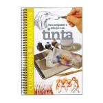 Cuaderno para empezar a dibujar con tinta, Parramon