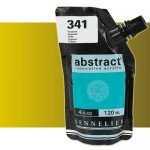 Acrilico Sennelier Abstract Oro Iridescente 028, 120 ml.