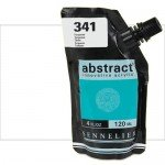 Acrilico Sennelier Abstract Blanco de Titanio 116B, 120 ml.