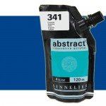 Acrilico Sennelier Abstract Azul Ultramar 314, 120 ml.