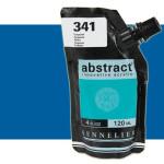 Acrilico Sennelier Abstract Azul Primario 385, 120 ml.