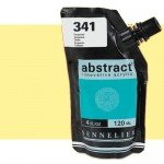 Acrilico Sennelier Abstract Amarillo Cadmio Limon tono 545B, 120 ml.