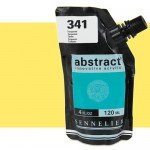 Acrilico Sennelier Abstract Amarillo de Napoles 567, 120 ml.