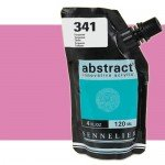Acrilico Sennelier Abstract Rosa de Quinacridone 658, 120 ml.