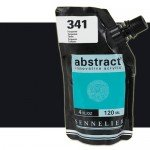 Acrilico Sennelier Abstract Negro de Marte 759, 120 ml.