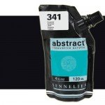 Acrilico Sennelier Abstract Negro de Marte 759B, 120 ml.