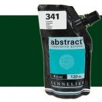 Acrilico Sennelier Abstract Verde Hooker 809, 120 ml.