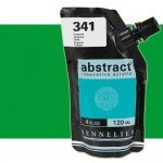 Acrilico Sennelier Abstract Verde Luminoso 811, 120 ml.
