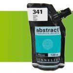 Acrilico Sennelier Abstract Verde Fluo 895, 120 ml.