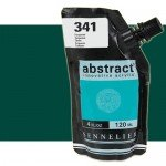 Acrilico Sennelier Abstract Verde Ftalo 896, 120 ml.