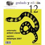 Revista Grabado y Edicion, n. 12