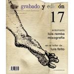 Revista Grabado y Edicion, n. 17