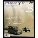 Revista Grabado y Edicion, n. 25