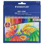 Set lapices color Staedtler 24 uds.
